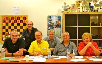 Comité Directeur 2014.