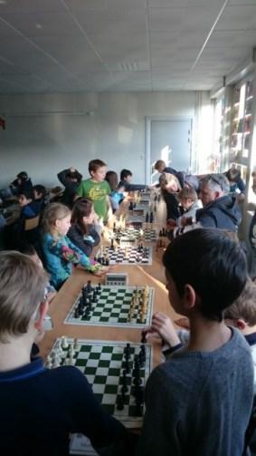 Championnat Départemental 2017 des écoles