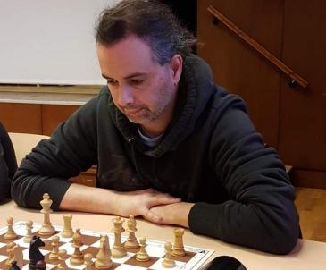 MI Guillaume Sermier Vainqueur du tournoi